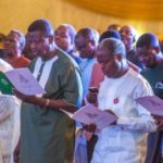 VP Yemi Osinbajo, Yakubu Gowon, Pastor Adeboye, others attend presidential Christmas Carol at the State House (Photos)