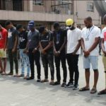 10 yahoo boys arrested in Port Harcourt