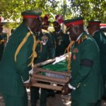Former Army Chief Ibrahim Laid To Rest In Kaduna (PHOTOS)