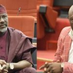 Police took over my Abuja residence, beat my security man to stupor and hand cuffed him – Dino Melaye cries out