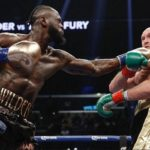 Tyson Fury vs Deontay Wilder Heavy Weight Match Ends In Controversial Draw (Photos)