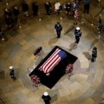 Wednesday Declared Day of Mourning for Late US President Bush