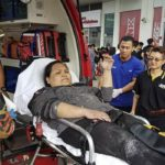 3 Killed, Dozens Injured in Malaysia Mall Blast (PHOTOS)