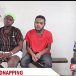 Robber begs woman for forgiveness after killing her husband in Rivers (Photos & Video)