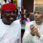 Okorocha's In-Law Campaigning with Buhari's Image Despite Leaving APC