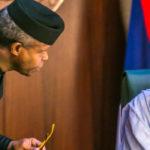 Osinbajo speaks on 'dead Buhari replaced by Jubril'