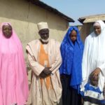 Outrage as 70-year-old Alhaji marries much younger girl in Niger State (Photos)