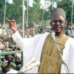 BREAKING: The first executive President Of Nigeria, Dead