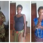 Three ladies jailed over human trafficking attempt