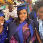 Alaafin Of Oyo's Young Wife, Olori Memunat Graduates From The University (Photos)