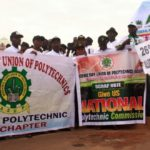Polytechnic Lecturers Begin Nationwide Indefinite Strike Today .