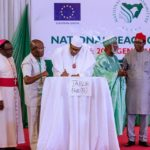 2019 presidency: Details of peace accord signed by Buhari revealed