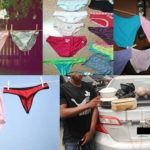 The truth about Yahoo Boys using women panties for rituals