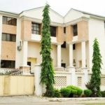 FG Commissions 151 Houses, Beneficiaries Recieves Keys