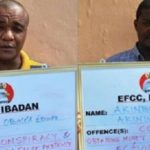 EFCC arraigns two suspected yahoo boys in Oyo state