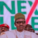 President Buhari in Abakaliki for re-election campaign