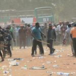 2 in police net, NURTW chief declared wanted over disruption, violence at Lagos APC rally