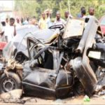 3 die, 11 injured in Lagos-Ibadan expressway bus somersault
