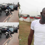 Ambode Arrests Soldier For Driving Against Traffic (Photos)