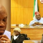 Lagos assembly moves to impeach incumbent Governor, Akinwunmi Ambode over alleged gross misconduct