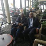 PHOTOS: Atiku arrives in Washington DC