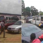 5 Dead And 2 Injuries As Smugglers Clash With Custom Over Smuggled Rice In Ogun State (PHOTOS)
