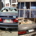 BREAKING Bukola Saraki's Residence Attacked [PHOTOS]