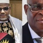 Biafra: What Nnamdi Kanu Said About Onnoghen's Suspension