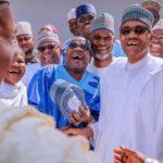 Jubilation In Aso Rock, Blow To Atiku As Yar'Adua's PDM Support President Buhari