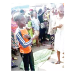 Woman Rejected By Lagos Hospital, Dies In Front Of Her Children On The Road
