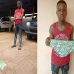 Female Pant Thief Who Plans To Sell Underwear To Ritualists For N80,000 Captured