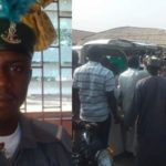 Customs officer killed during encounter with smugglers Ogun State (photos)