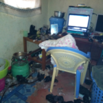 This Is More Than Dirty- Twitter Users React After Photos Of A Bachelor's Dirty Room Surfaces Online