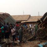 Updated: 10 killed, 4 injured in Iworoko Ekiti truck accident