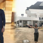 Super Eagles player, Emmanuel Emenike, completes his mansion in Owerri (photos & video)