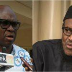 You Must Come For Presidential Debate, Fayose Dares Buhari