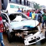 Five Students Dead, Two Injured In A Car Accident