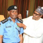 BREAKING: Adamu Abubakar assumes duty as IGP •Decorated in Aso Rock (PHOTOS)