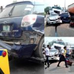 BREAKING: Multiple Accident At Palmgrove Near Anthony In Lagos (PHOTOS)