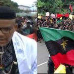 Nnamdi Kanu Fixes IPOB Referendum For February 16 ( PRESIDENTIAL POLL DAY)
