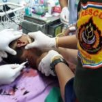 PHOTOS!!! 7-year-old Boy Fighting For Life After Attack By Dogs On Beach