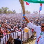 2019: Buhari arrives Sokoto for campaign (PHOTOS)