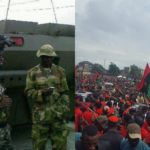 PYTHON DANCE Ohanaeze, MASSOB Challenge Military