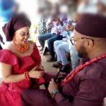 Nnamdi Kanu's brother marries an IPOB Member (Photos)