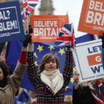 British lawmakers vote against Theresa May's Brexit deal