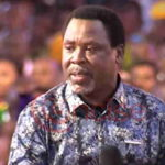 TB Joshua Speaks On Presidential Election, Release Of 2019 Prophecy