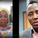 The Woman Who Says Sahara Reporters Publisher, Sowore Can't Be Nigeria President, Gives The Reason (VIDEO)