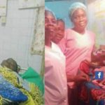 Woman gives birth to quadruplets after years of bareness (photos)