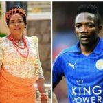 Super Eagles Winger, Ahmed Musa Loses Mum