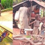 Amazing new picture of family of five plagued with madness in Cross River (PHOTOS)